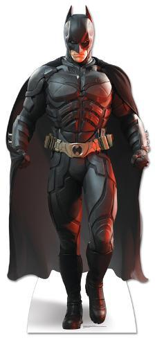 Dark Knight Standup Pappfigurer