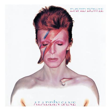 David Bowie - Aladdin Sane Anden