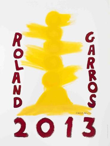 Roland Garros, 2013 Samletrykk