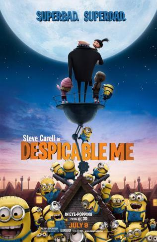 Despicable Me Mestertrykk