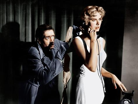 Dial M For Murder, Anthony Dawson, Grace Kelly, 1954 Foto