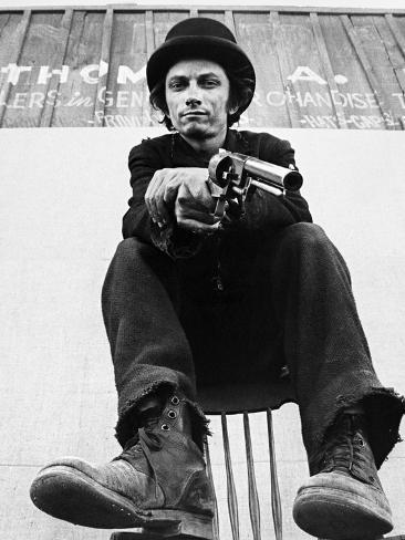 Dirty Little Billy, 1972 Fotografisk trykk