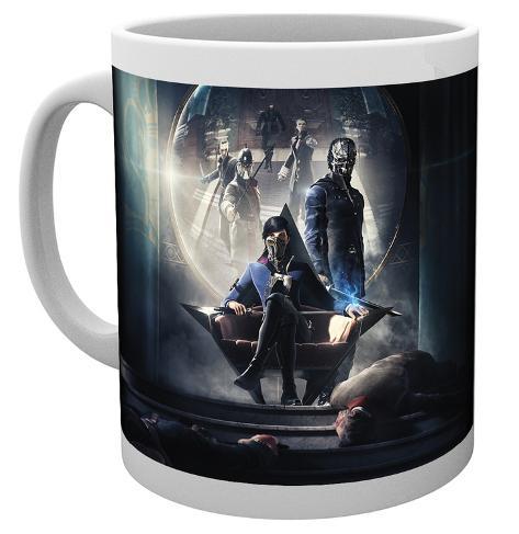Dishonoured 2 - Throne Mug Krus