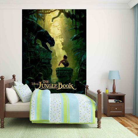 Disney The Jungle Book - Mowgli & Bagheera Tapetmaleri