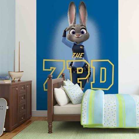 Disney Zootropolis - Judy Hopps Vægplakat