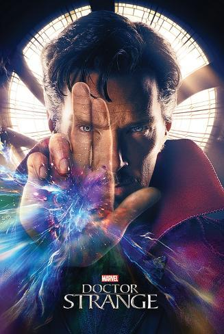 Doctor Strange- One Sheet Plakat