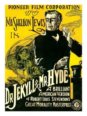 Dr.Jekyll and Mr. Hyde, Sheldon Lewis, 1920 Annet