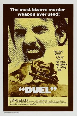 Duel, 1971 Giclee-trykk