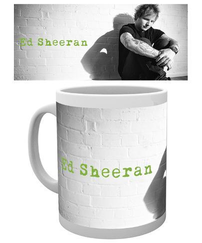 Ed Sheeran - Green Mug Krus
