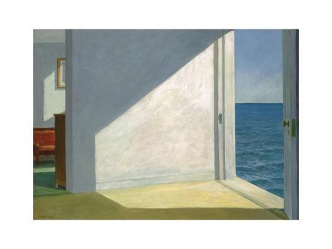 Rooms by the Sea Kunsttryk
