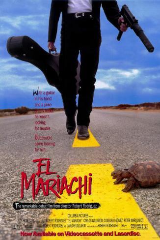 El Mariachi Mestertrykk