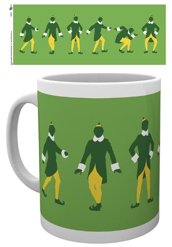 Elf - Budy Wrap Christmas Mug Krus