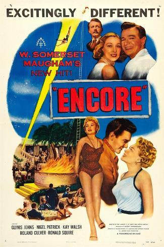 Encore Kunsttrykk