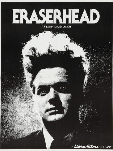 Eraserhead, 1977 Giclee-trykk