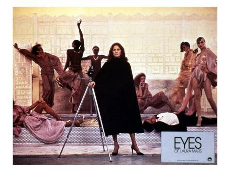 Eyes of Laura Mars, Faye Dunaway, 1978 Foto