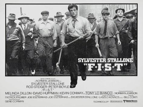 F.I.S.T., 1978 Giclée-tryk