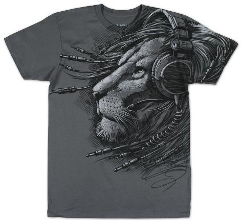 Fantasi – Strøm på T-Shirt