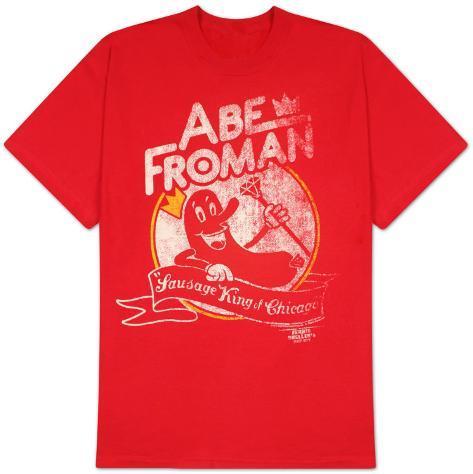 Ferris Bueller's Day Off - Abe Froman T-skjorte