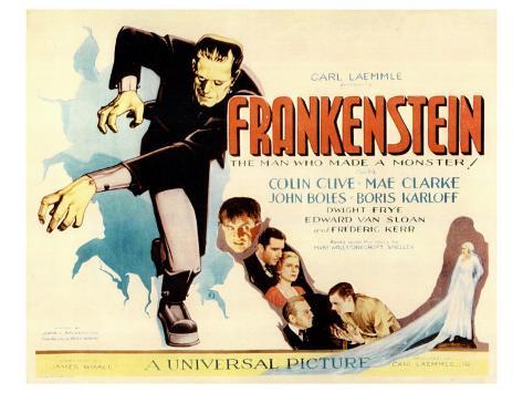 Frankenstein, 1931 Anden