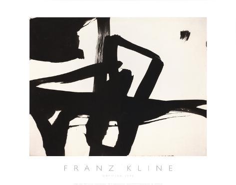 Untitled, 1950 Giclée-tryk