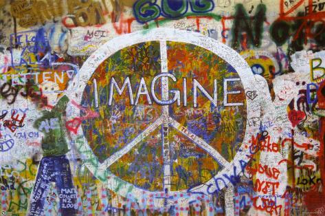 Fredsvegg Plakat