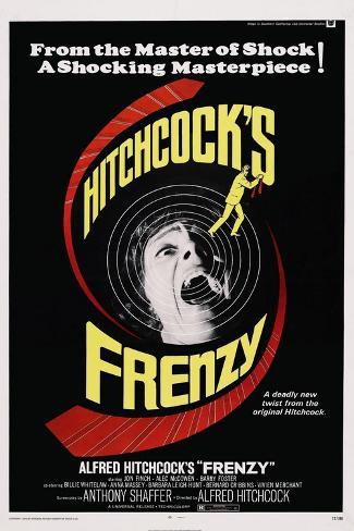 Frenzy, 1972 Giclee-trykk
