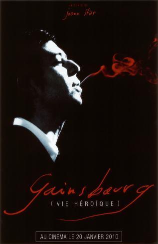 Gainsbourg Mestertrykk