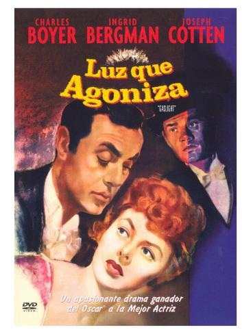 Gaslight, Swedish Movie Poster, 1944 Anden