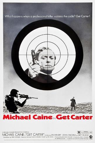 Get Carter, 1971 Giclee-trykk