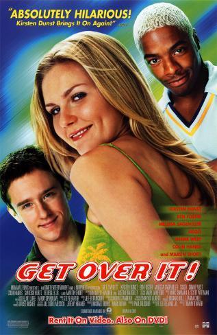 Get Over It Plakat