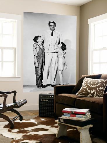 Gregory Peck Giant Art Print