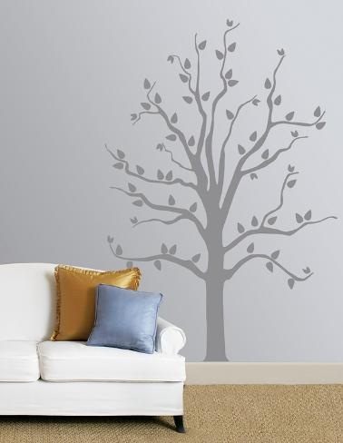 Grey Tree Veggoverføringsbilde