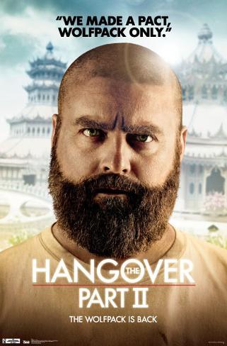 Hangover 2 - Alan Plakat