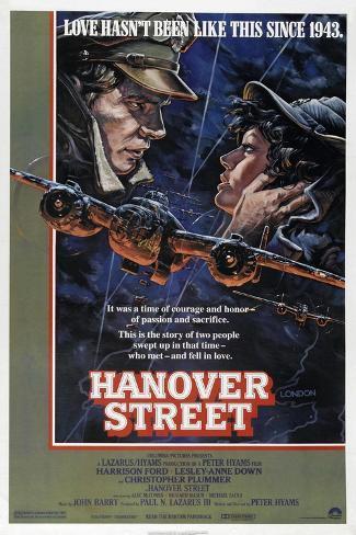Hanover Street, 1979 Giclée-tryk
