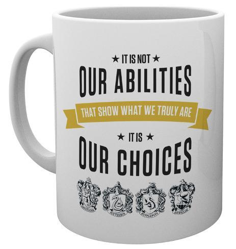 Harry Potter - Abilities Mug Krus