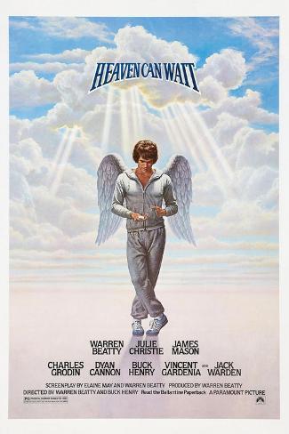 Heaven Can Wait, 1978 Giclée-tryk