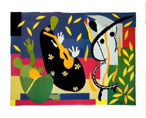 Alle nye Henri Matisse Kunst #UIN74 - AgnesWaMu ND48
