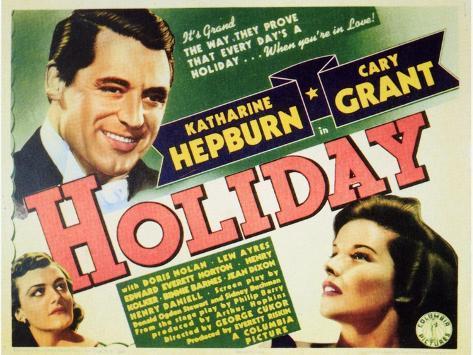 Holiday, 1938 Kunsttrykk