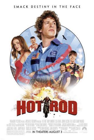 Hot Rod Plakat