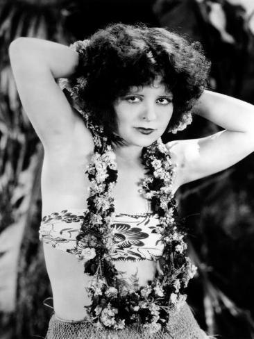 Hula, 1927 Fotografisk trykk