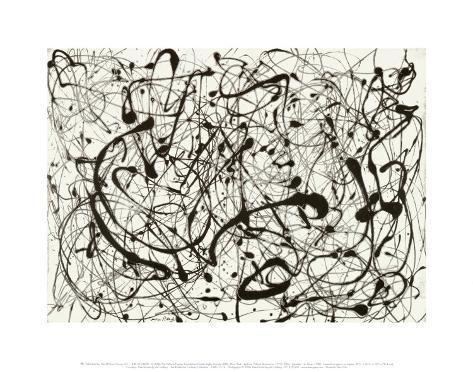 Nr. 14, grå Kunsttryk