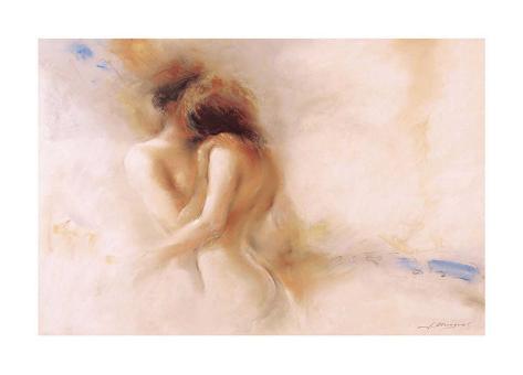 Man and Women I Kunsttrykk
