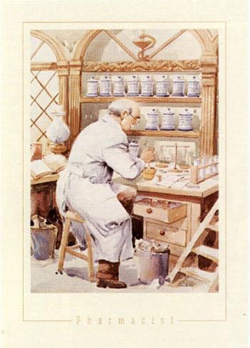 Pharmacist Kunsttrykk