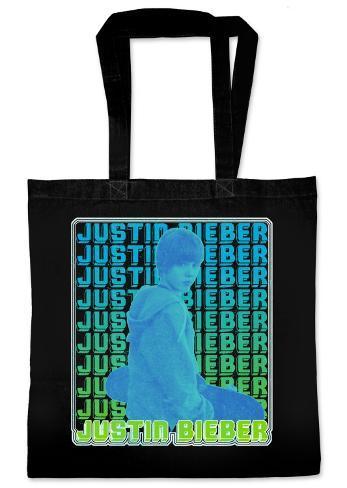Justin Bieber - Repeat Indkøbstaske
