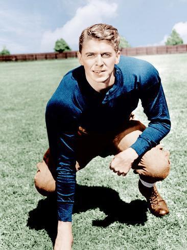 Knute Rockne All American, Ronald Reagan, 1940 Foto