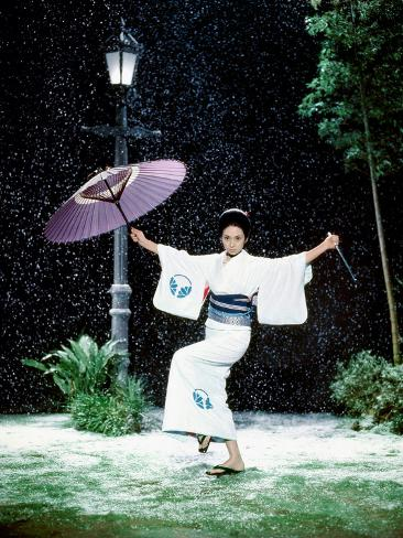 LADY SNOWBLOOD 2: LOVE SONG OF VENGEANCE, (aka SHURA-YUKI-HIME: URAMI RENGA), Meiko Kaji, 1974 Foto