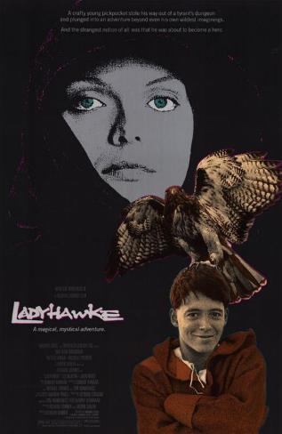 Ladyhawke Masterprint