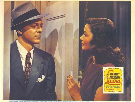 Laura, 1944 Premium Giclee-trykk