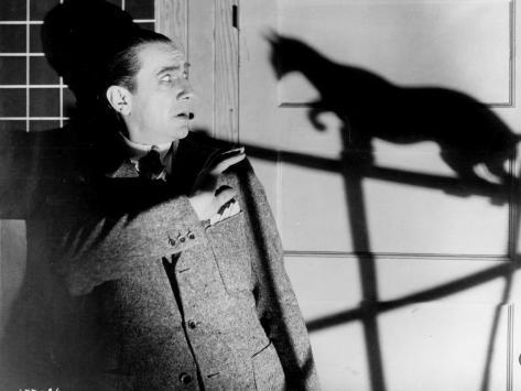 Le Chat Noir, 1934 Fotografisk trykk