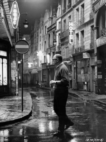 Irma La Douce, 1963 Fotografisk tryk
